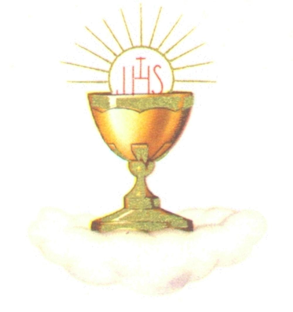 Distribution and Reception of Holy Communion