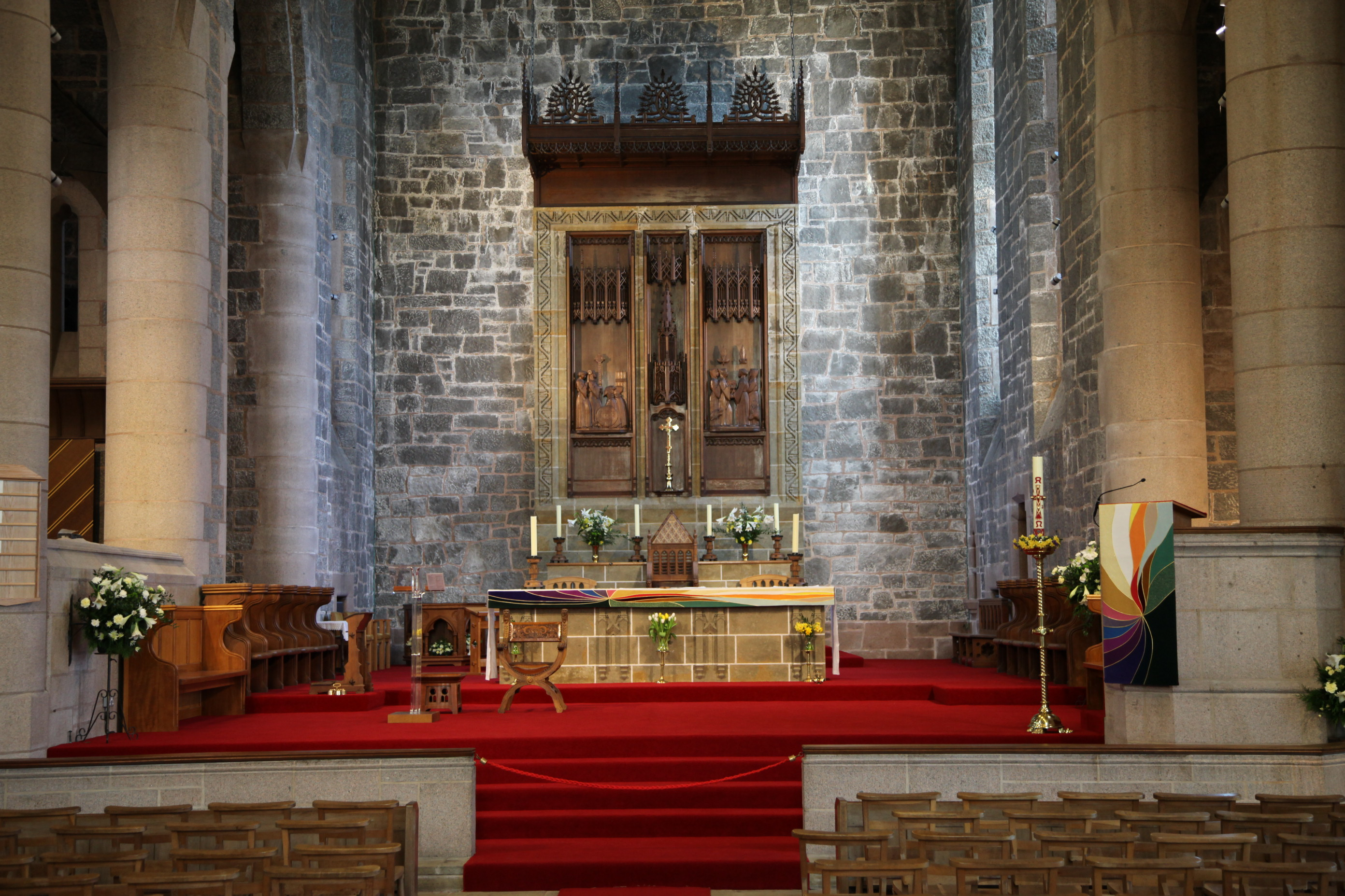Sanctuary, St Columba's Cathedral