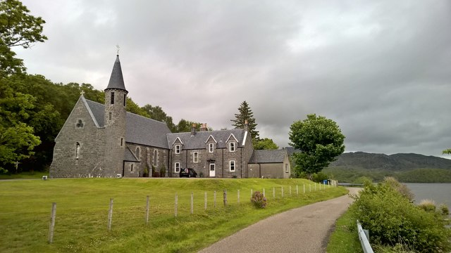 Morar, Our Lady of Perpetual Succour & St Cumin