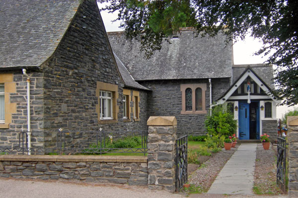 Kingussie, Our Lady of the Rosary & St. Columba