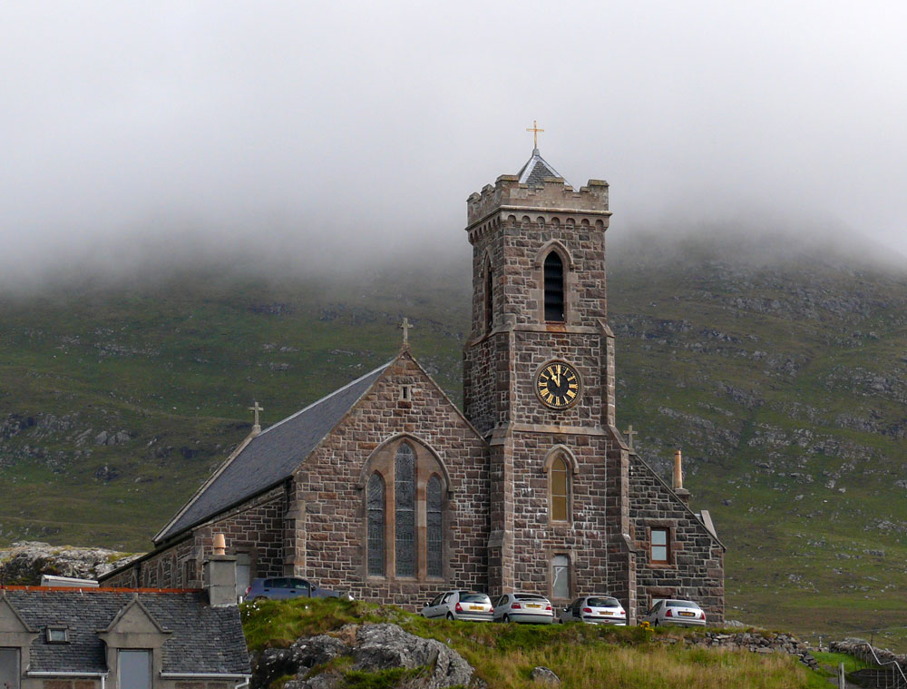 Castlebay, Our Lady, Star of the Sea Catholic Church