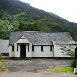 Kinlochleven, The Good Shepherd