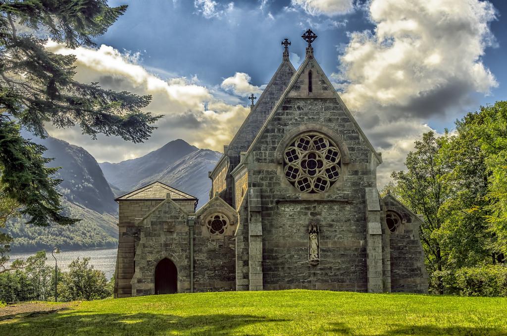 Glenfinnan St. Mary & St. Finnan