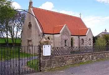 Eigg, St. Donan Catholic Church