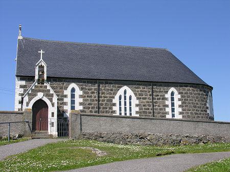 Eriskay, St. Michael