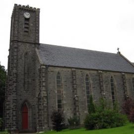 Arisaig, St. Mary's Church.