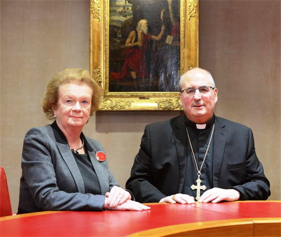 Bishops appoint first chair of Independent Review Group