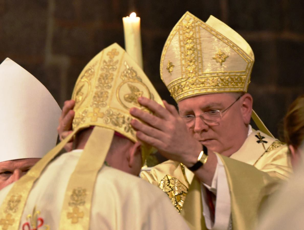 Bishop Brian's first anniversary of episcopal ordination