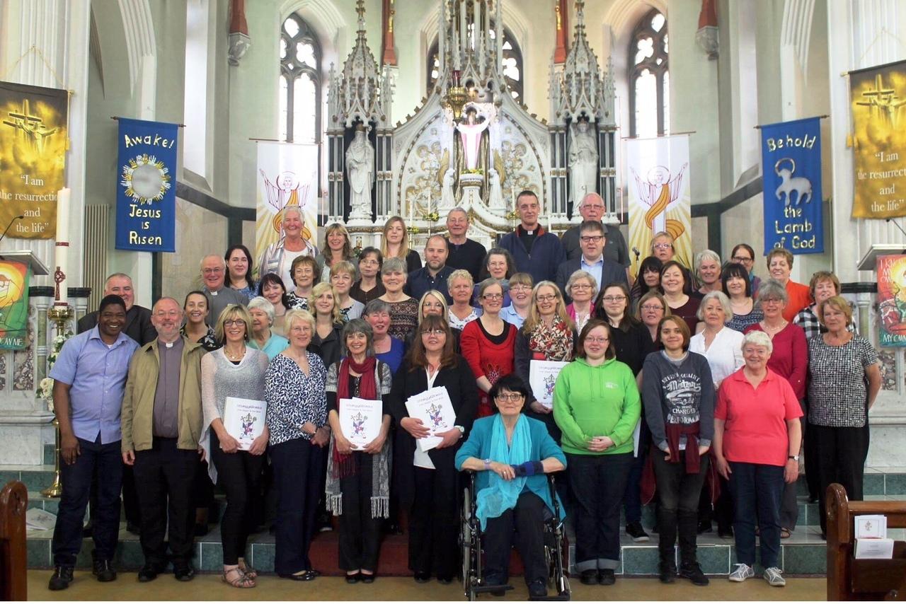 Diocesan Choir back in action: LiturgyWorks!