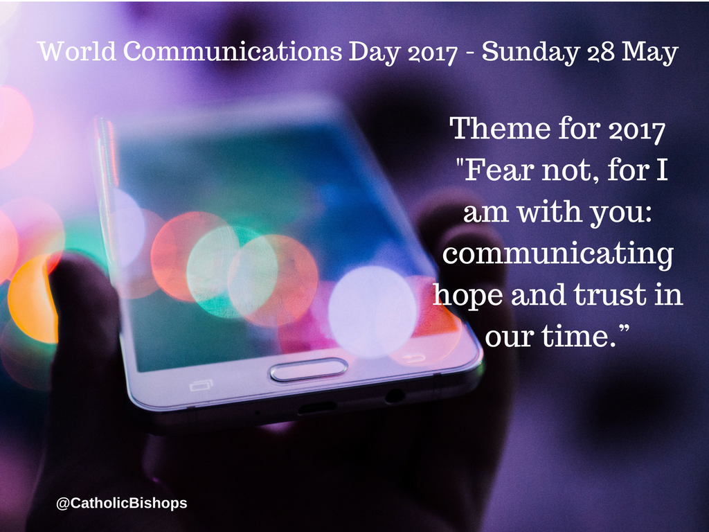 Communications Sunday