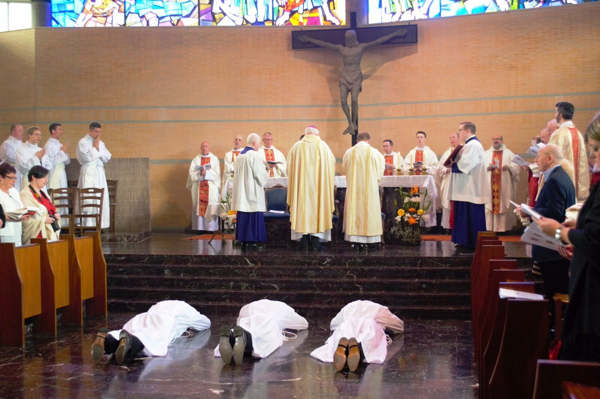 Diaconate ordination