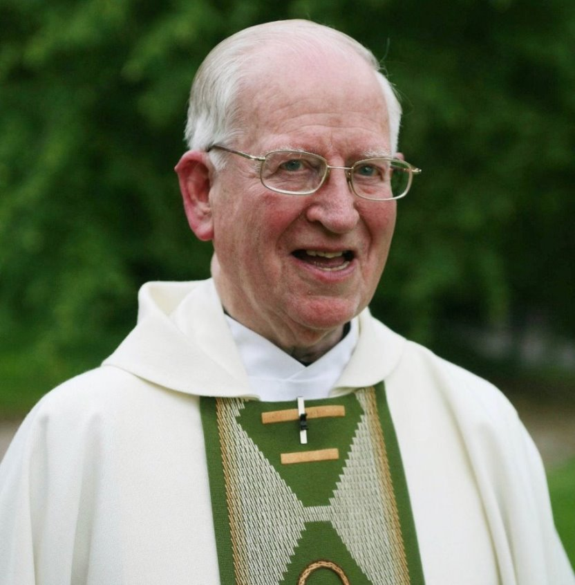 Congratulations to Mgr. Tom, our Diamond Jubilarian
