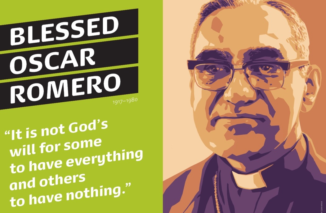 Scottish Parliament marks Centenary of Birth of Blessed Oscar Romero