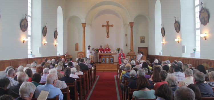 Resumption of Public Mass