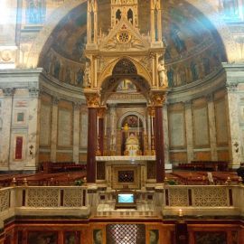 Bishop Brian reflects on the Pilgrimage aspect of the Ad Limina