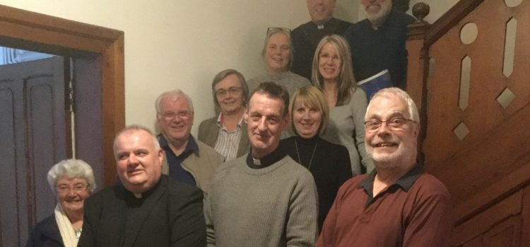 The first diocese in Scotland to have DSAG trained for In God's Image.