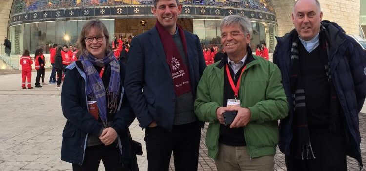 Bishop Brian reflects on the final day of the Caritas MONA Conference