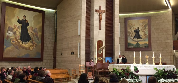 Bishop Brian's Reflection on Day 2 of CARITAS MONA Conference