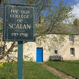 Faith and Freedom: The Old College of Scalan.