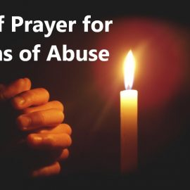 Day of Prayer for Victims of Abuse