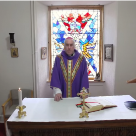 SUNDAY LIVE STREAM MASS
