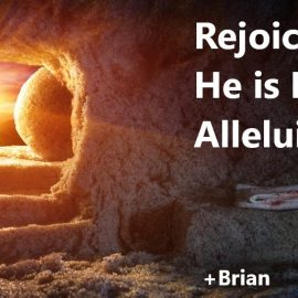 Easter Message from Bishop Brian