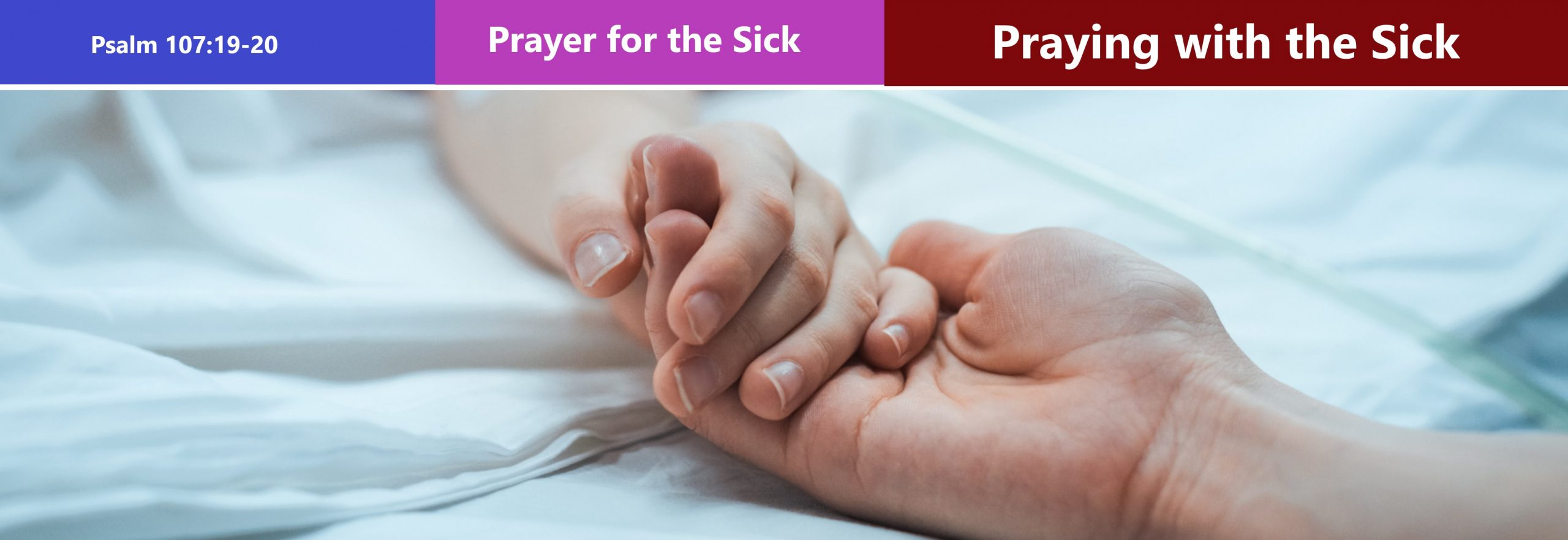 PRAYER SERVICE FOR THE SICK