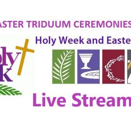 Bishop Brian's Encouragement for The Easter Triduum