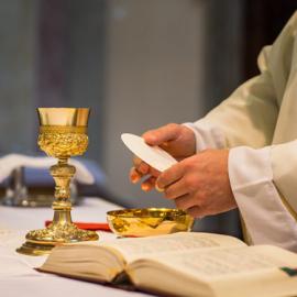 Cessation of Bishop Brian's online Masses
