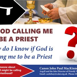 Is God calling me to be a Priest?
