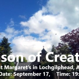 Justice and Peace St Margaret's, Lochgilphead, Season of Creation event