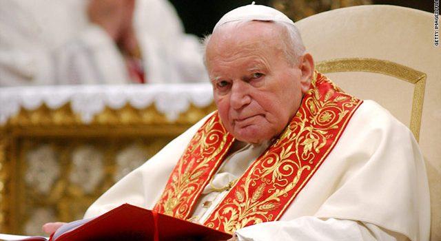 Happy Feast Day of St. Pope John Paul II
