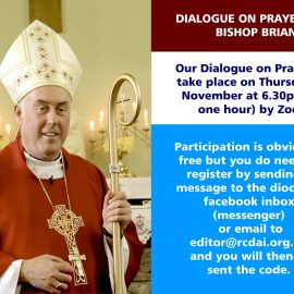 Dialogue on Prayer with Bishop Brian