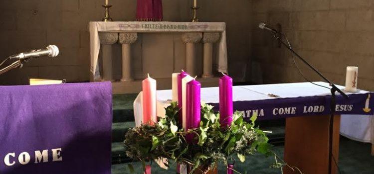 Bishop Brian's Advent Message