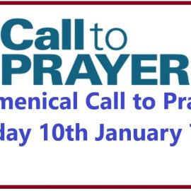 Ecumenical Call to Prayer