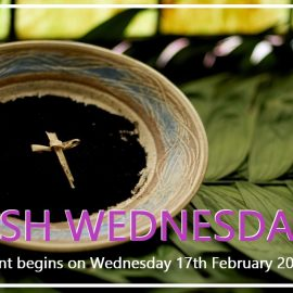 Ash Wednesday liturgy and Stations of the Cross