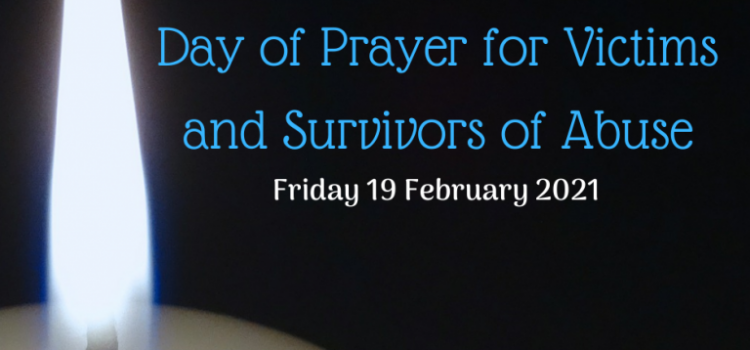 2021 Day of Prayer for those who have suffered abuse – Prayers at home