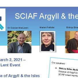 SCIAF Lenten Campaign in Argyll and the Isles