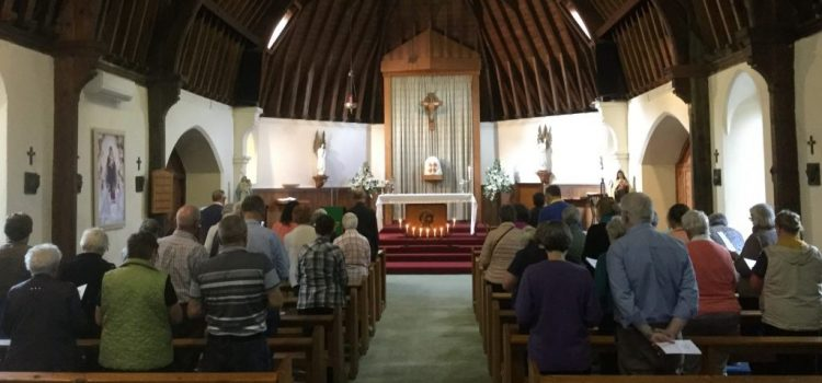 Reopening of Churches: Message from Bishop Brian McGee