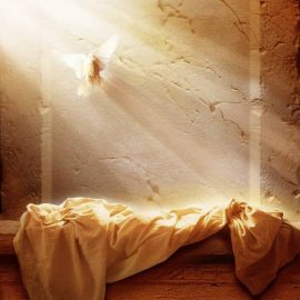 Christ is risen! Christ is really risen!