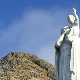 Bishop Brian:Let us imitate our Blessed Mother and confidently pray that the Spirit will renew us