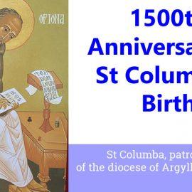 1500th Anniversary of St Columba's Birth