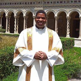 Congratulation to Deacon Philip Bua