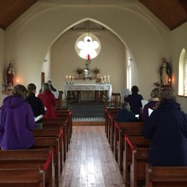 St Donnan's, Eigg : the small community of Catholics there continue to give witness to Christ.